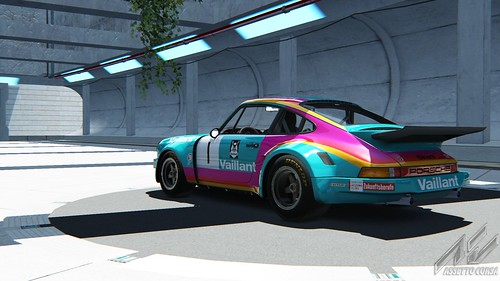 Porsche 911 RSR - Kremer Vaillant - Bob Wollek - DRM 1975 (5)