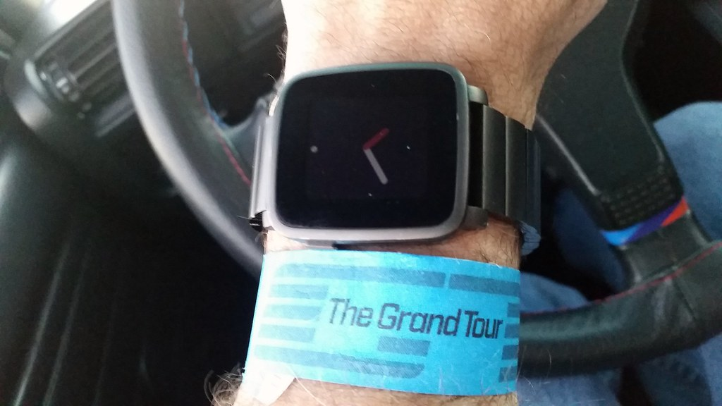 Go To A Grand Tour Taping