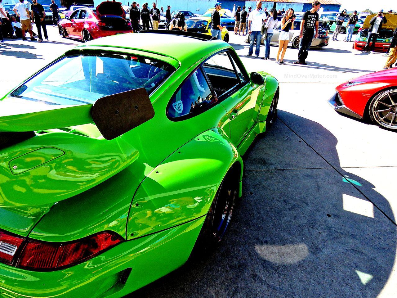 RWB Porsche 993 Philly 10