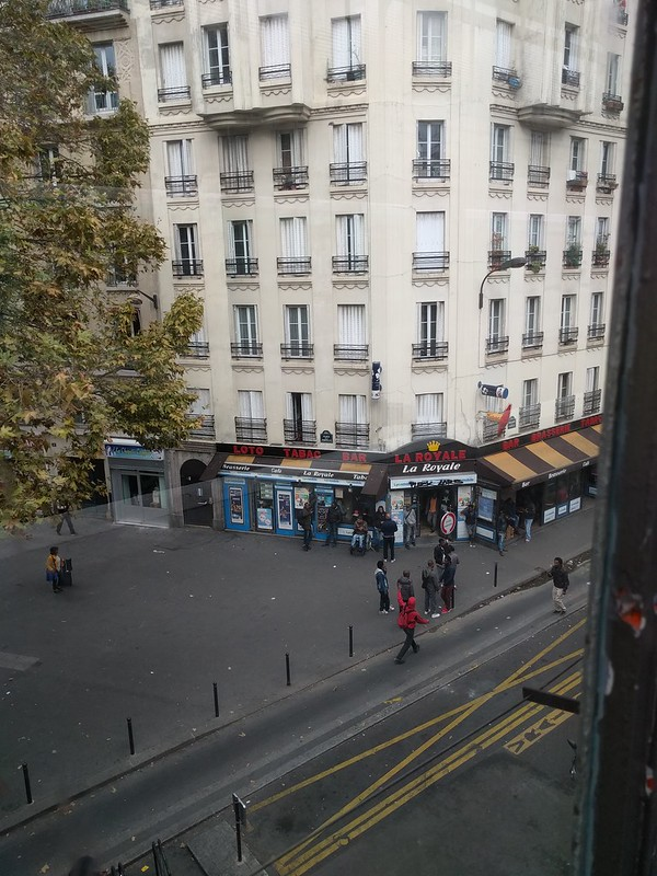 Barbès-Rochechouart metro station
