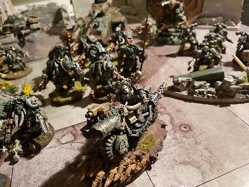 WH40k - Nurgle - Gesamte Armee