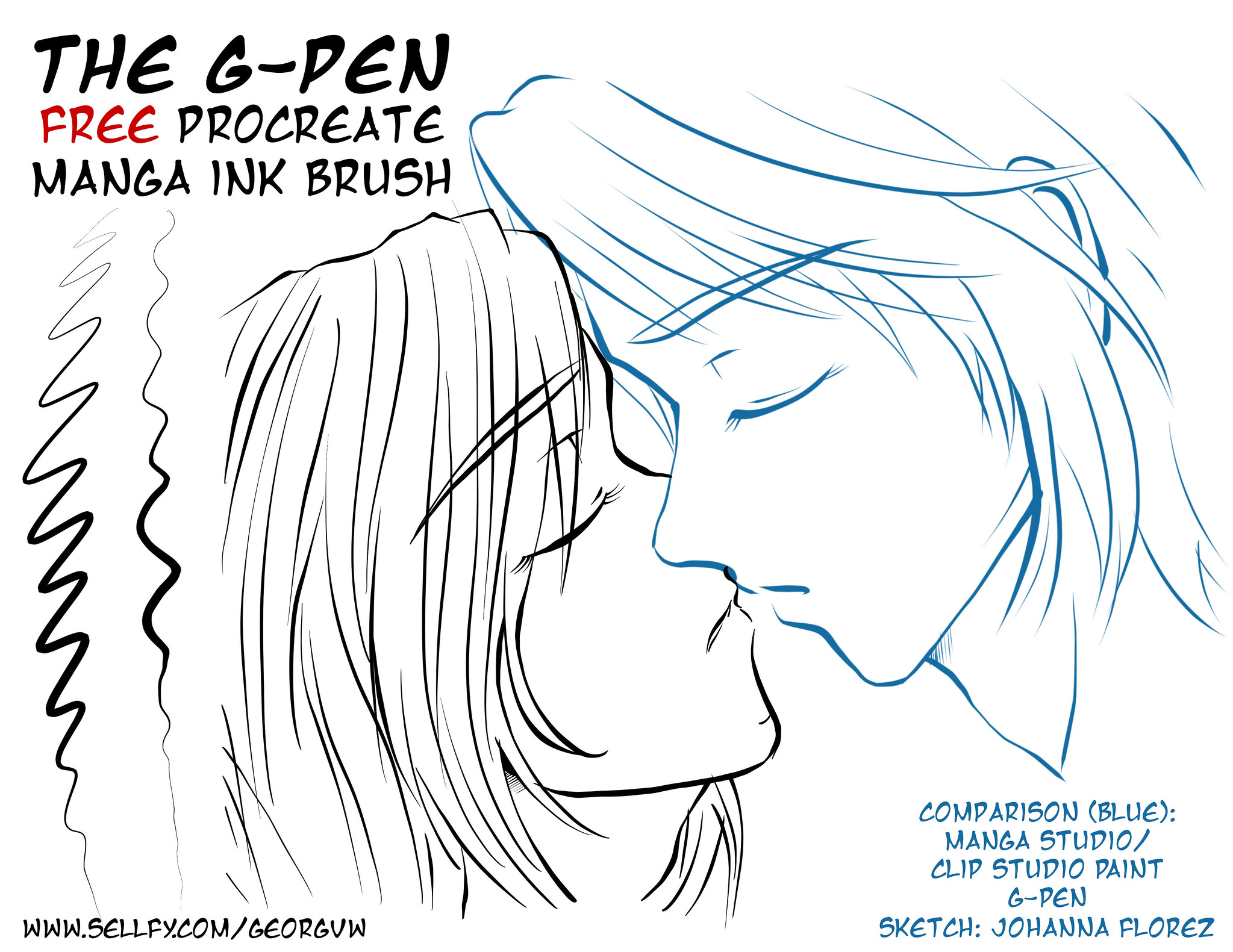 Georg's INK + PAINT Brushes NEW Nov 16