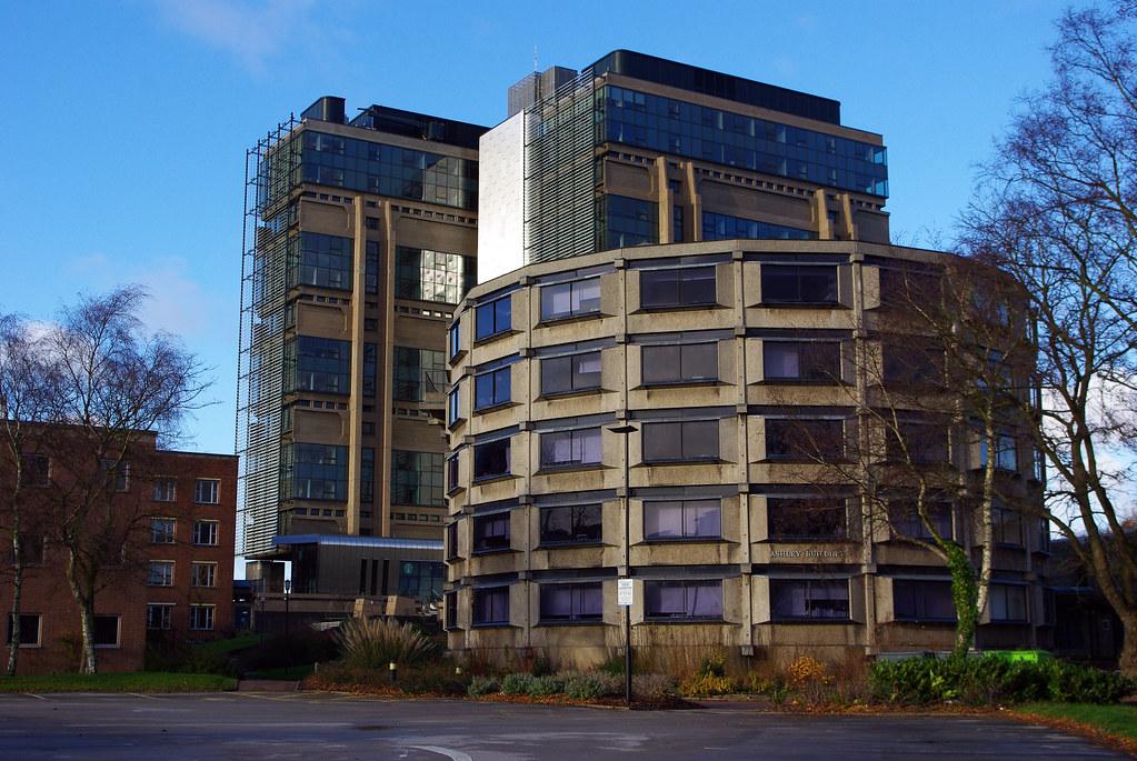 Birmingham University Ashley Building