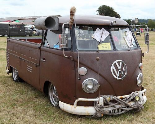 Volkswagen Type 2 pick-up, c1965   Flickr - Photo Sharing!