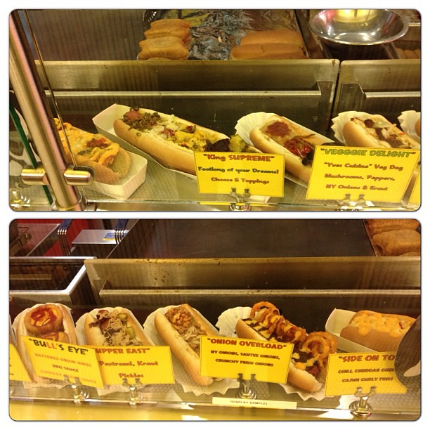 Different Types Of Hot Dogs