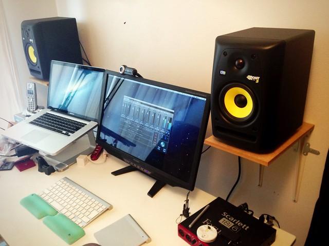 Image Result For Build Music Studio