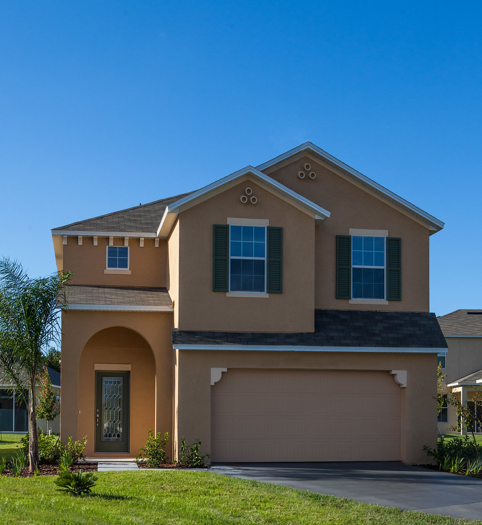 Somerset Model Home At Campbell Cove The Somerset Has