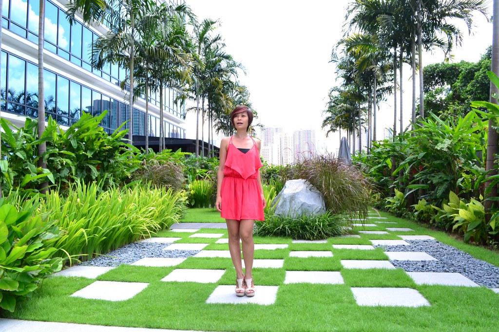 Ramada Singapore - rebecca saw
