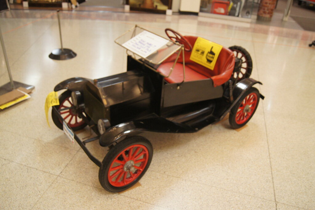 Mini model t parade car willmar car club 2014 kandi mall d