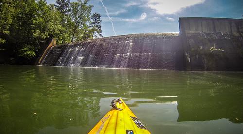 Lake Hartwell at Lawrence Bridge-37