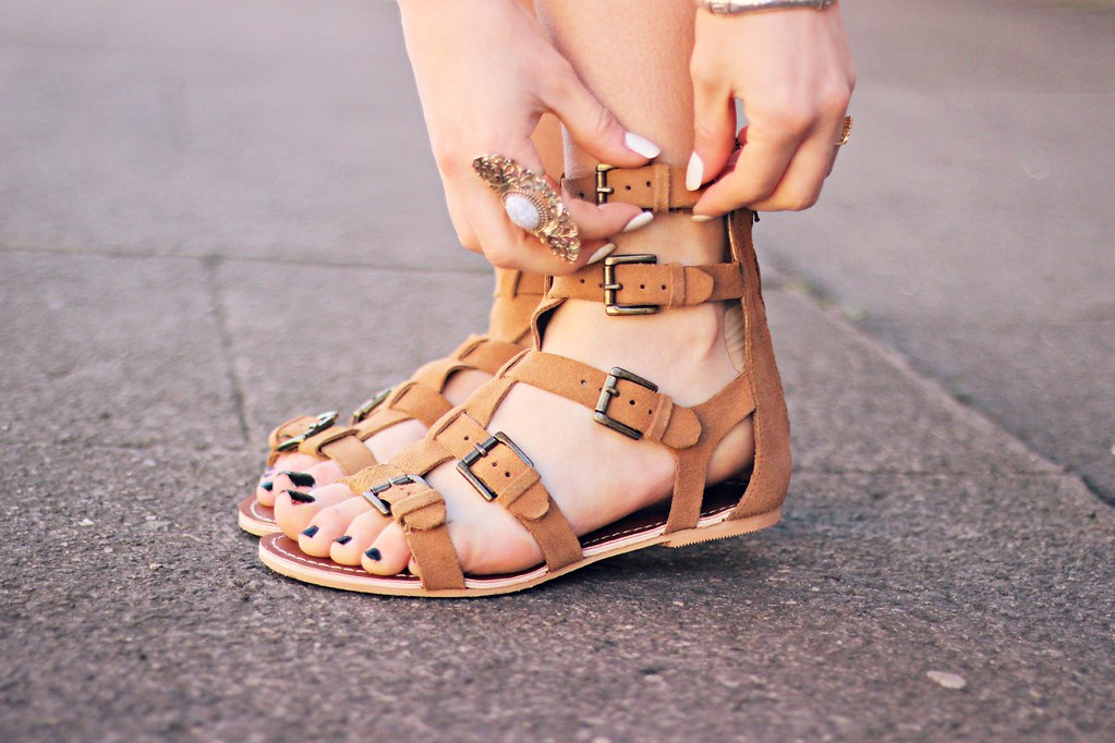 Ravel suede gladiator sandals the little magpie 10
