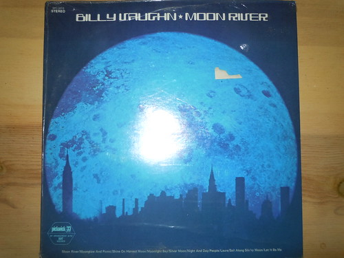 "Billy Vaughn ""Moon River"" (1969)"