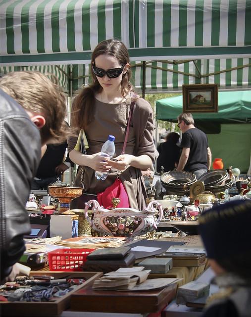 Naschmarkt Saturday Market, Vienna