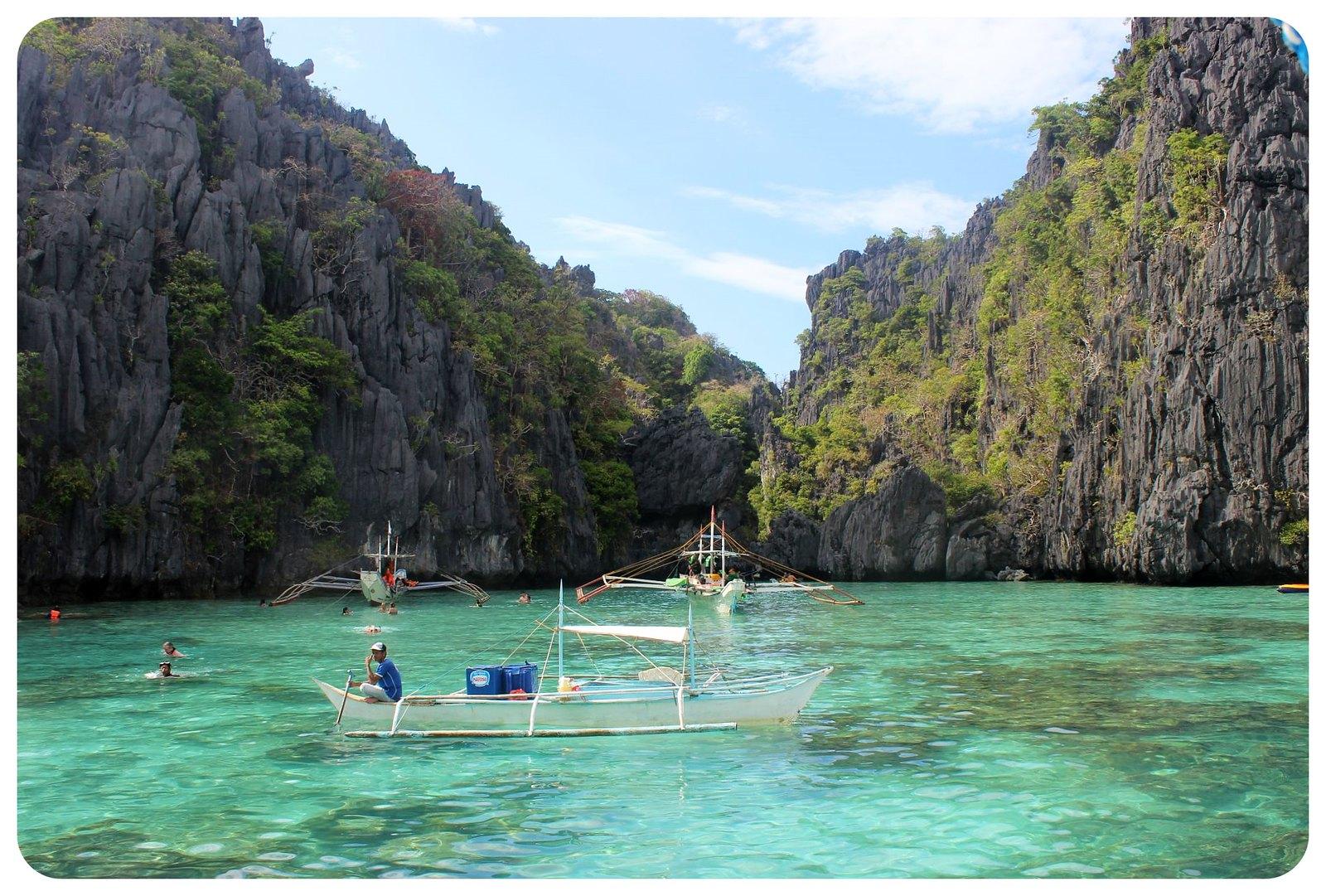 bacuit archipelago lagoon