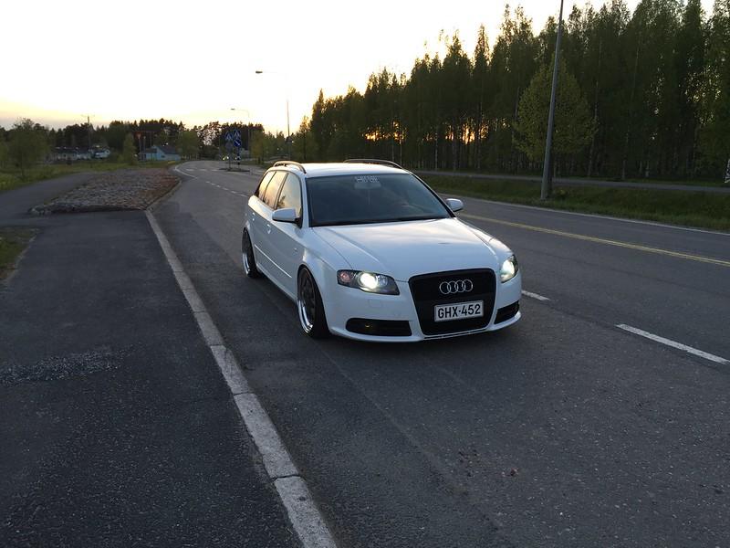 Zoml: Audi A4 B7 Avant //Mätäs Crew 17904580898_2afa1488c2_c