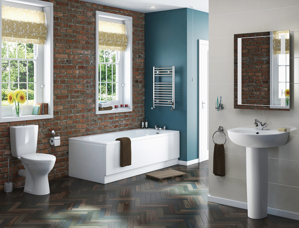 Moods senator no doubt about it the senator range from for Spring bathroom ideas