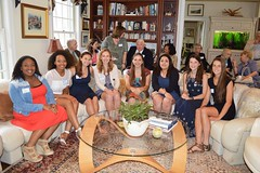 18. WCC Scholarship Tea - May 20, 2015