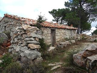 Arrivée à Bitalza depuis le Capellucciu