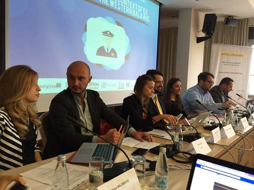 Police Reforms in the context of EU integration of the Western Balkans, Podgorica