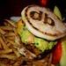 Blutarsky Burger @ Diablo Burger