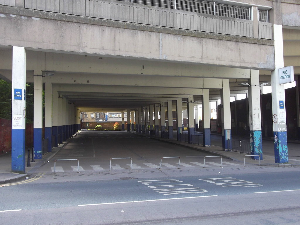 Broadway Car Park Maidstone