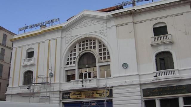 Constantine ex banque d 39 alg rie et de tunisie flickr for Banque exterieur d algerie