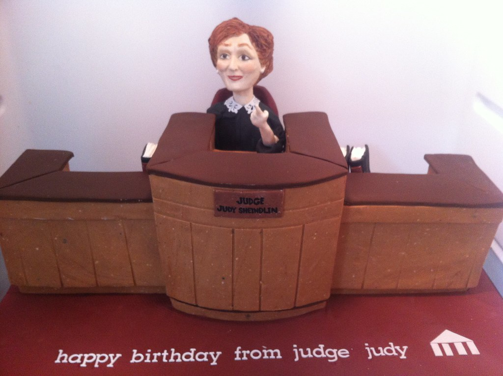 Judy Birthday Cake