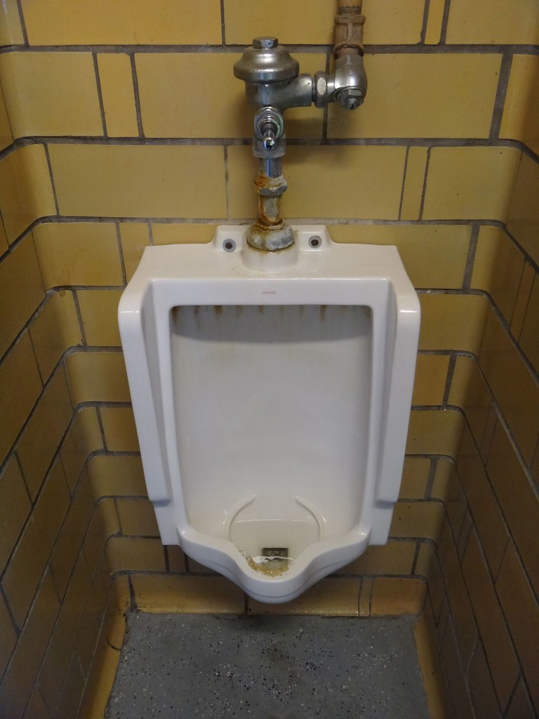 The pictures for --> Crane Urinal