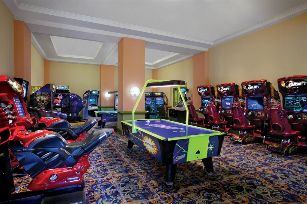 Arcade Game Rooms In Orlando