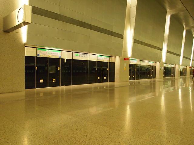 チャンギ空港駅