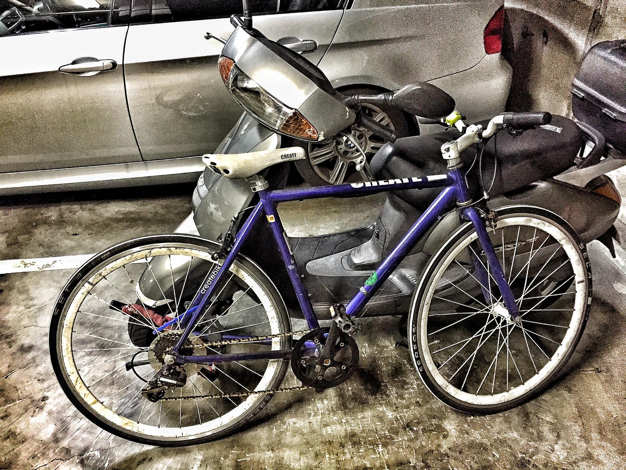 Bicicleto vs Jamonera