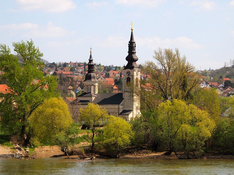 The Danube in Eastern Europe