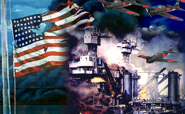 World War II Poster - Pearl Harbor