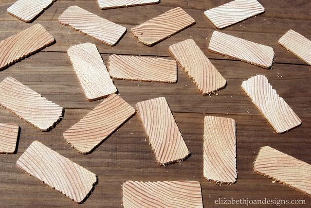 Wood Slice Art