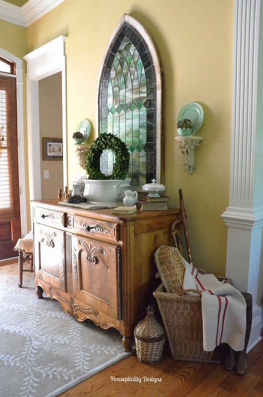 Antique French Buffet-Housepitality Designs