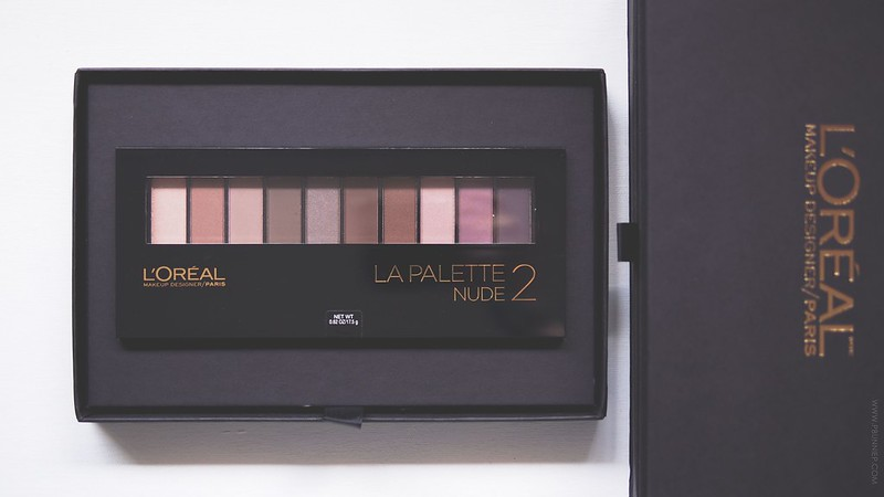 LOreal La Nude 2 Review- Vancouver Blogger