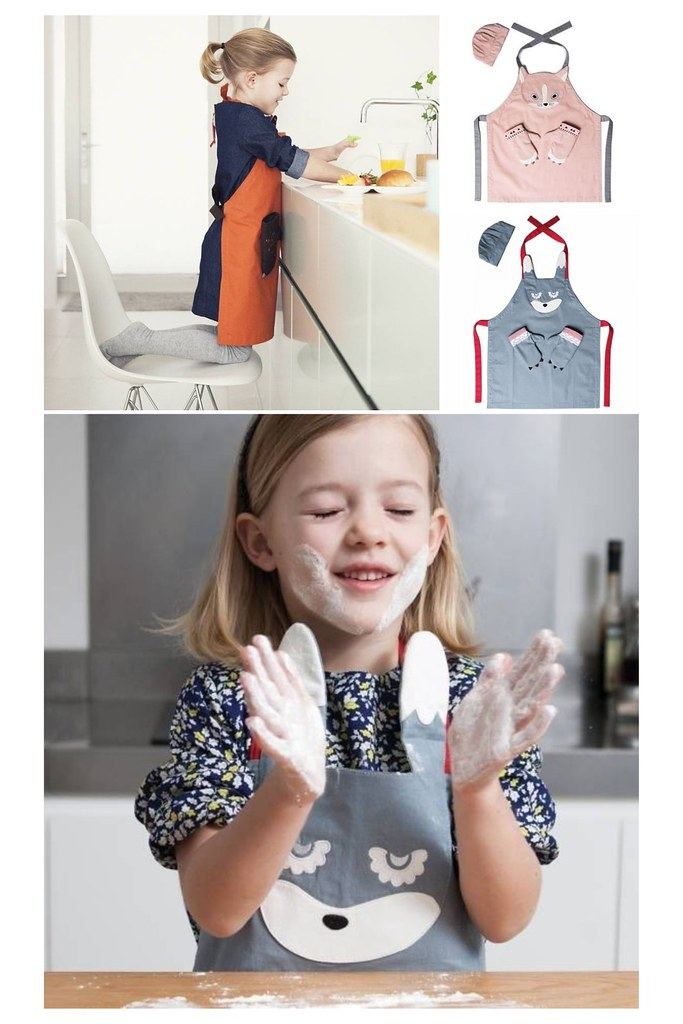 Kooroom - kids aprons