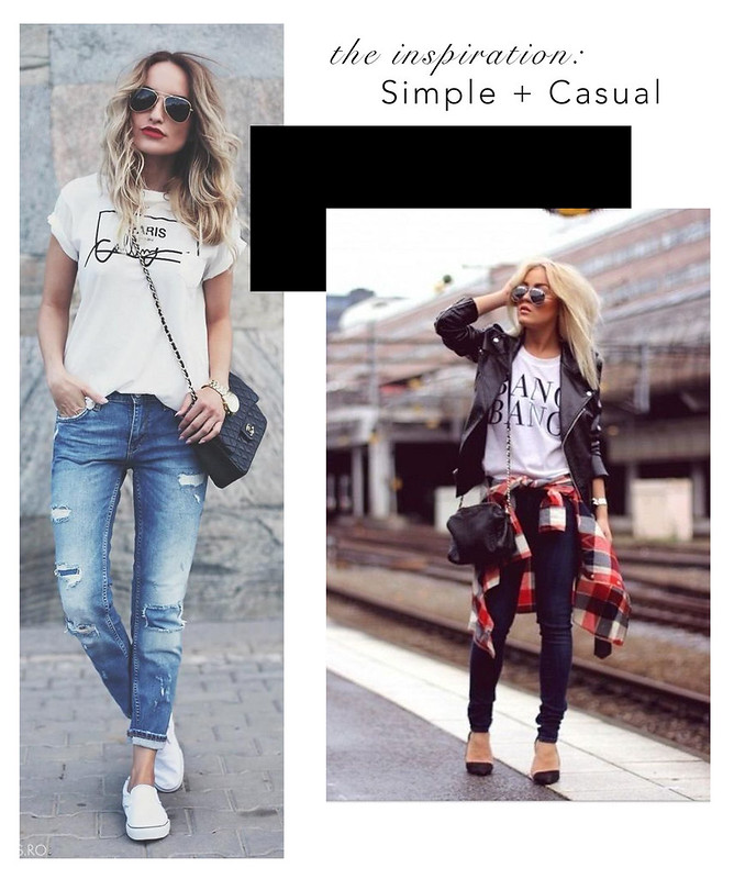 Casual Inspiration