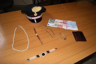 carabinieri casamassima gioielli inseguimentop 2
