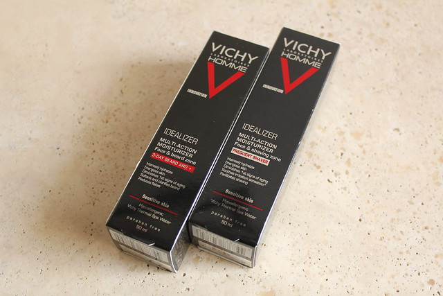Vichy Homme Idealizer Multi-Action Moisturizer review