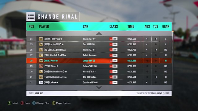 (FH3) MNM Leaderboard Attack #3 (Results Up) 30966036896_b4b2ea5376_z