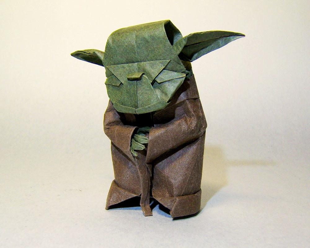 Jedi Master Yoda | Model: Yoda Designer: Fumiaki Kawahata ... - photo#5