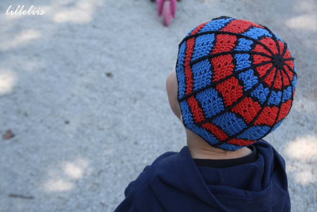 Free Crochet Patterns For Spiderman Hats