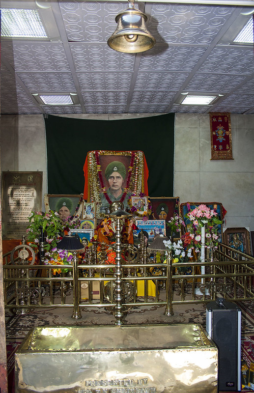 Baba Mandir - View Inside