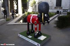 THE GUARDIAN No.30 - Shaun The Sheep - Shaun in the City - London - 150512 - Steven Gray - IMG_0517