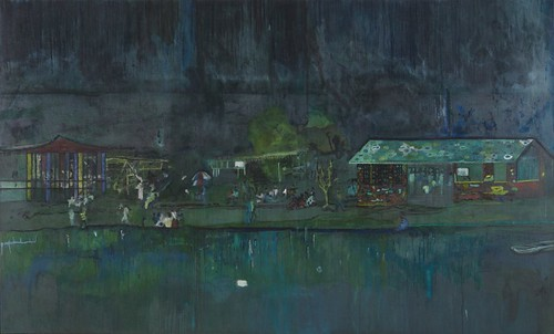 Peter Doig, Music of the Future, 2002-2007