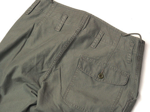 Wallace & Barnes / Flight Pant