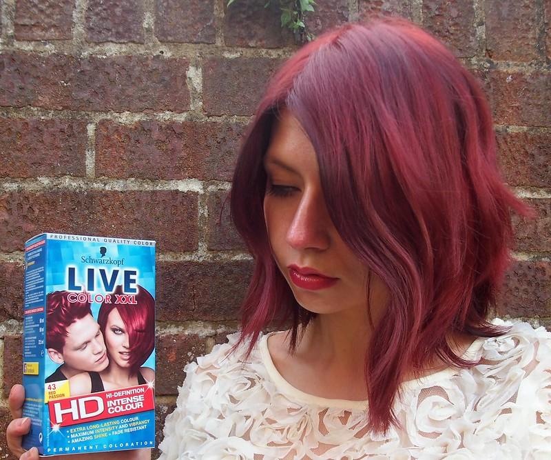 Review, Red Home Hair Colour, 43, Sam Muses, UK Beauty Blog, London Beauty Blogger