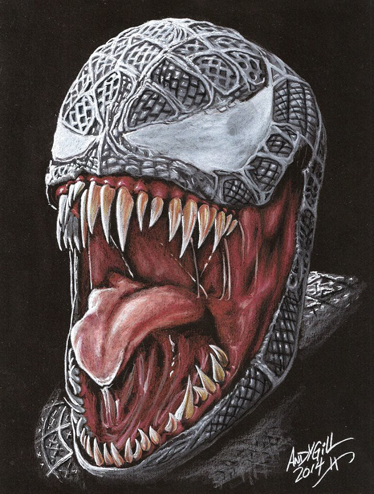 Venom by Andy Gill