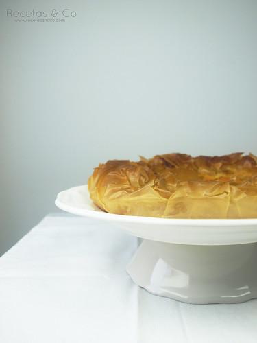 Receta tarta albaricoque
